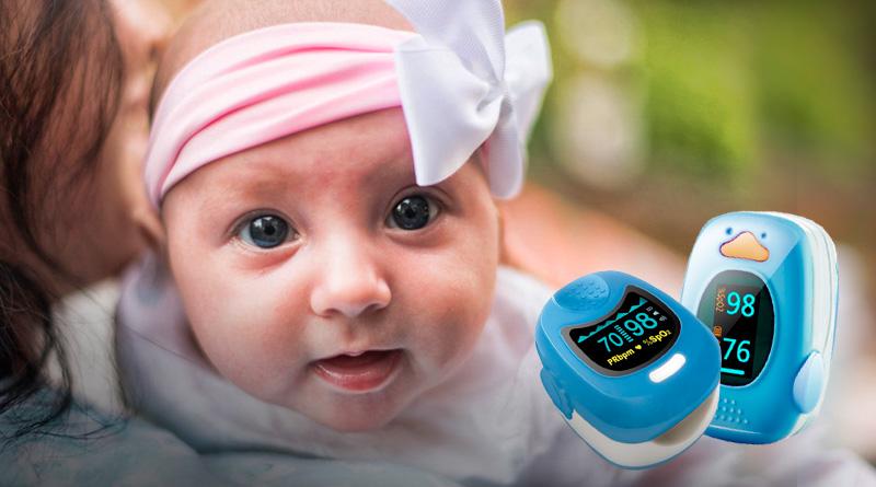 Oximetro pediatrico u Oximetro bebe