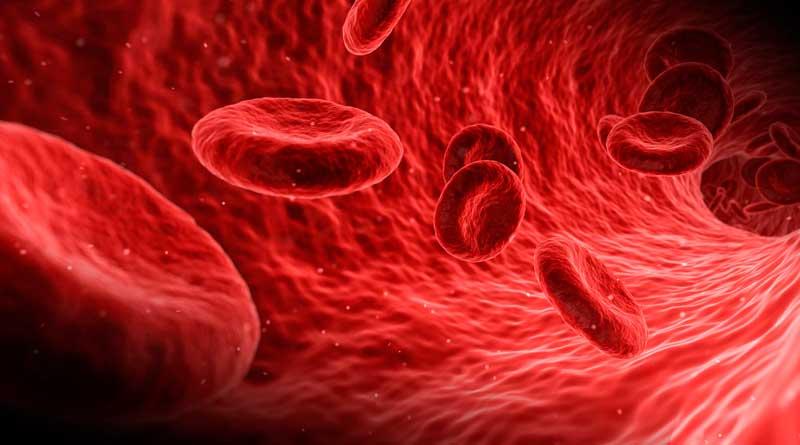 Saturacion de oxigeno en la sangre